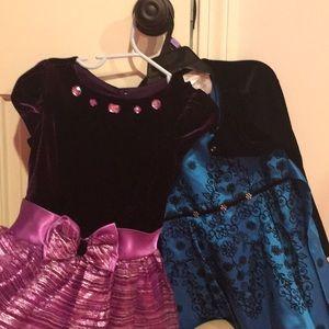 Other - Fancy toddler dress bundle!